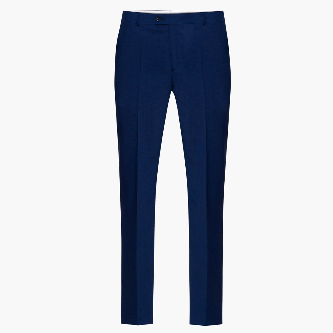 Altınyıldız Regular Fit Dark Blue Wool Trouser