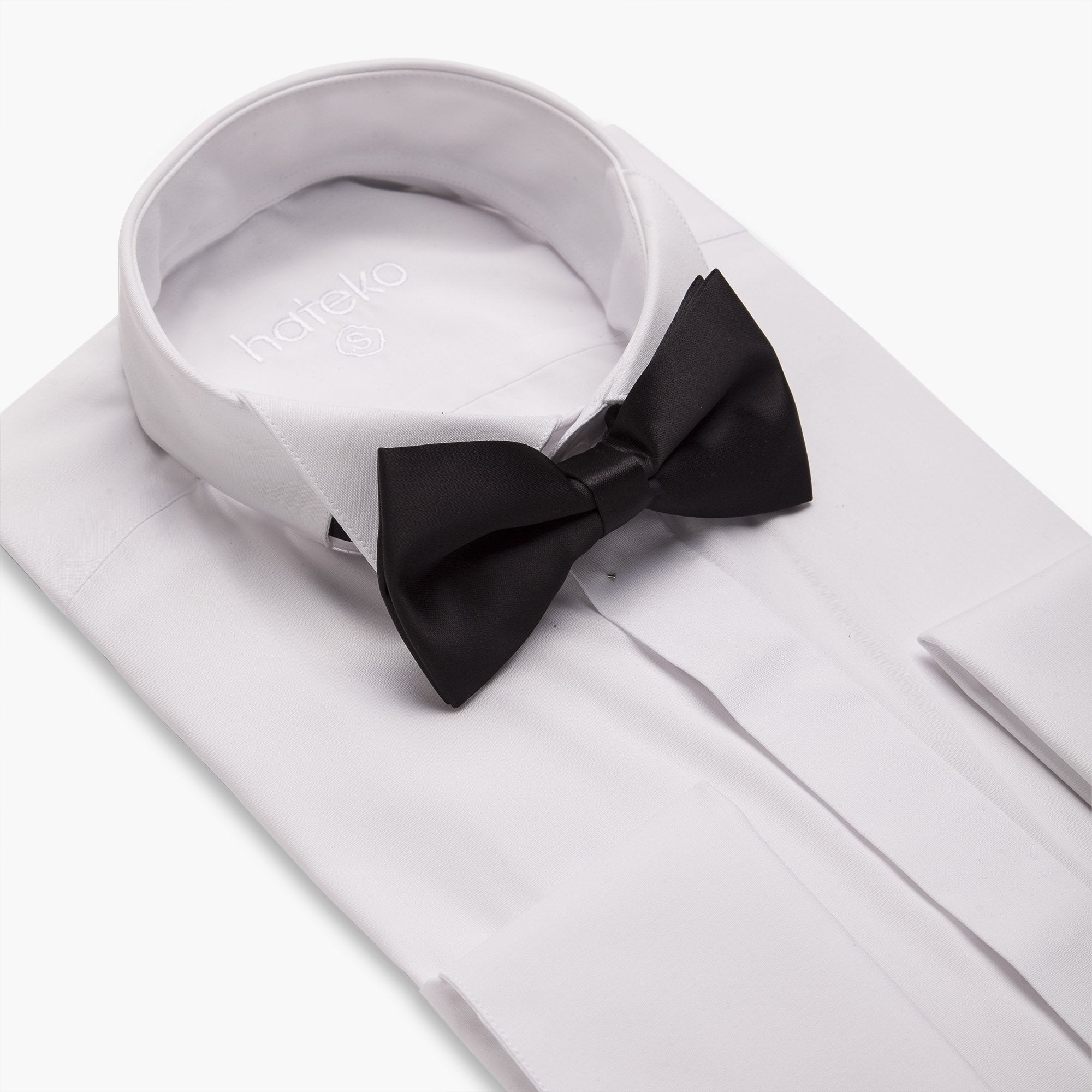 black-sateen-bowtie