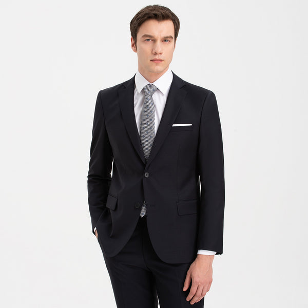 Altınyıldız Slim Fit Navy 88% Wool Suit