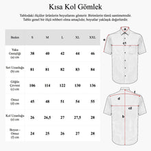 Load image into Gallery viewer, Regular Fit Short Sleeve White Shirt