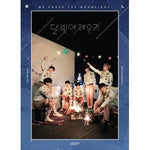 GOT7 3RD FAN MEETING [We Under The Moonlight] 2Disc+100p PhotoBook+7p PostCard