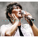 LEE SEUNG CHUL - [THE BEST LIVE] WORLD TOUR Album CD K-POP Sealed