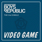 Boys Republic - [Video Game] 2nd Single Album CD+Booklet K-POP Sealed