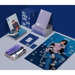 Super Junior 2018 Season's Greetings-Monthly Planner+Monthly Poster(On)+Card K-POP SEALED
