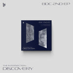 BDC The Intersection : Discovery 2nd EP Album Reality Version CD+72p PhotoBook+1ea Holder+2p PhotoCard+4p Lyric Post+1p Moon Division Card+Message PhotoCard SET+Tracking Kpop Sealed