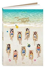 Twice - [Summer Nights] 2nd Special Album B Ver CD+1p Poster(On)+Photobook+6PhotoCard+2p Post+Pre-Order K-POP Sealed