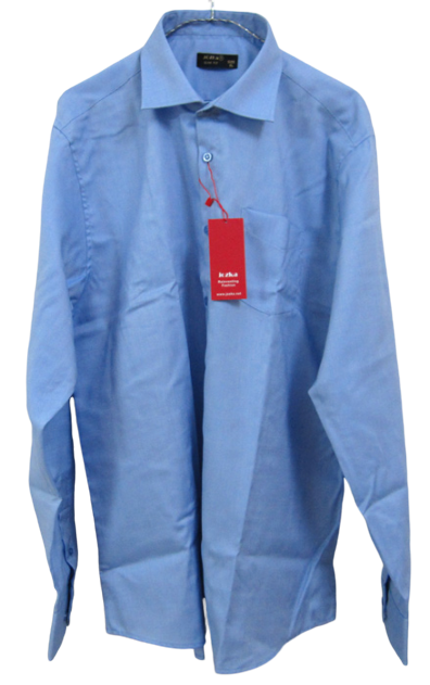 Men's Royla blue dress shirt