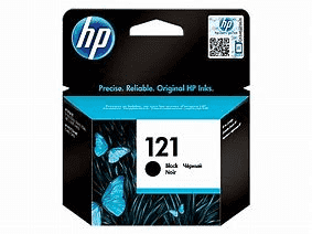 hp CC640HE no.121 BK Ink Cartridge