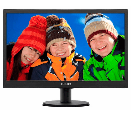Philips 18.5'' led monitor