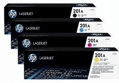 HP 201A - CF402A Y Toner Cartridge