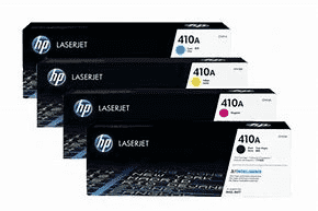 HP 410A - CF411A C Toner Cartridge