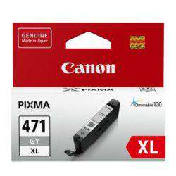 Canon 471XL Grey High Yield Ink Cartridge