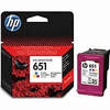 hp C2P11AE no.651 Tri Colour Ink Cartridge
