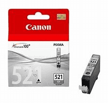 Canon 521 Grey Ink Cartridge