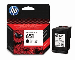 hp C2P10AE no.651 BK Ink Cartridge