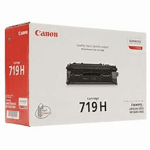 Canon 719H BK High Yield Toner Cartridge