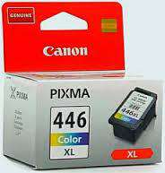 Canon 446XL Tri Colour High Yield Ink Cartridge