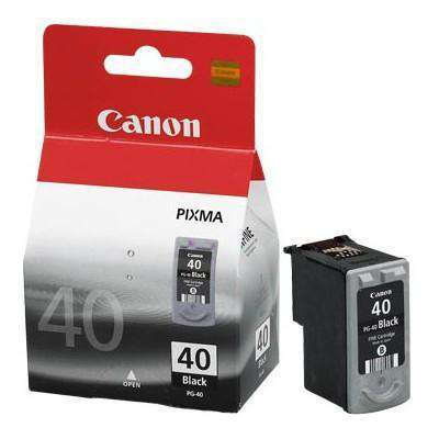 Canon 40 BK Ink Cartridge
