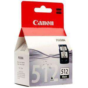 Canon 512 BK Ink Cartridge