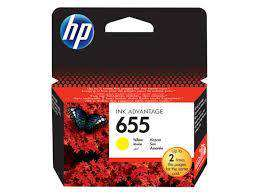 hp CZ112AE no.655 Y Ink Cartridge