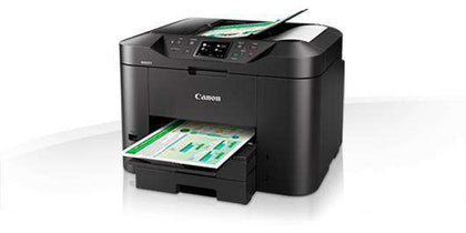 Canon MAXIFY MB2740 4n1 Colour Business Ink Printer