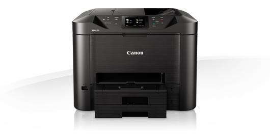 Canon MAXIFY MB5440 4n1 Colour Business Ink Printer