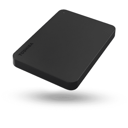 Toshiba 500GB External Harddrive+ Phone Charger
