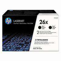 HP 26X  - CF226X BK High Yield  Toner Cartridge