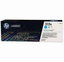 HP 312A - CF381A C Toner Cartridge