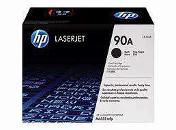 HP 90A - CE390A BK Toner Cartridge