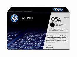 HP 05A - CE505A BK Toner Cartridge