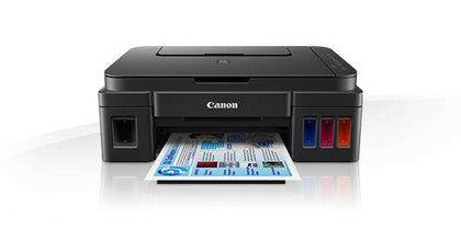 Canon PIXMA G3400 Continuous 3n1 Colour Ink Printer