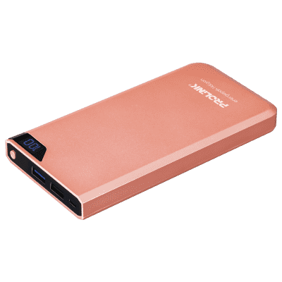 Prolink 15,000mah powerbank (no warranty)