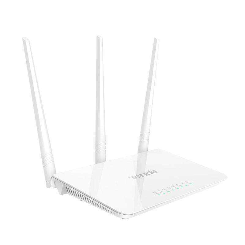 Tenda 300Mbps wireless, repeater router W-F3
