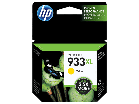 hp CN056AE no.933XL Y High Yield Ink Cartridge