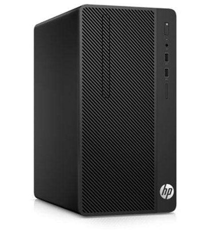HP 290 G1 MT Business Tower i3-7100, 4GB, Win 10 Pro