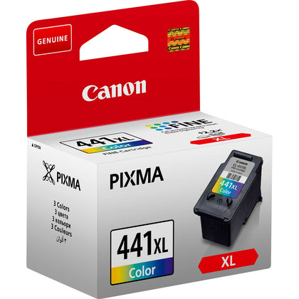 Canon 441XL Tri Colour High Yield Ink Cartridge