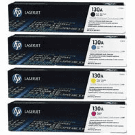 HP 130A - CF352A Y Toner Cartridge