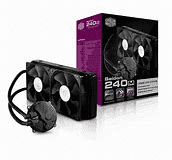 Coolermaster seidon 240m liquid cpu cooler