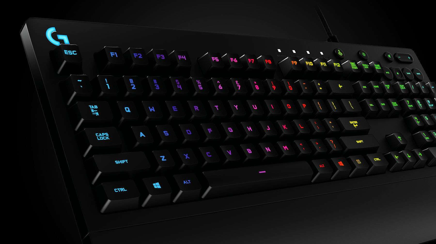 Logitech G213 gaming USB keyboard