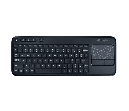 Logitech K400 wireless keyboard