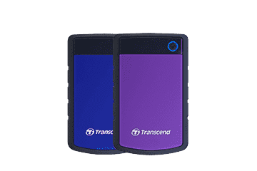 Transcend 1TB 2.5'' Rugged External Harddrive