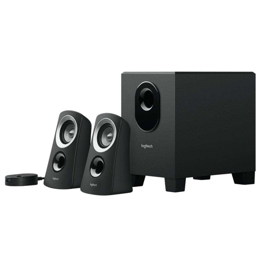 Logitech Z313 Speaker System with Subwoofer