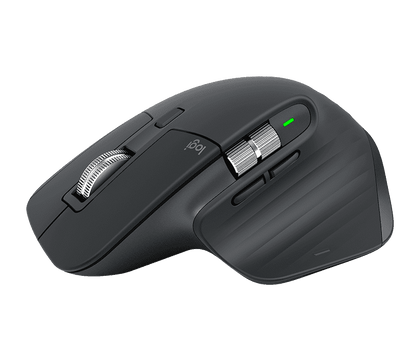 Logitech MX Master 3 graphite wireless mouse