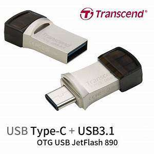 Transcend 32GB Flash Stick (otg)