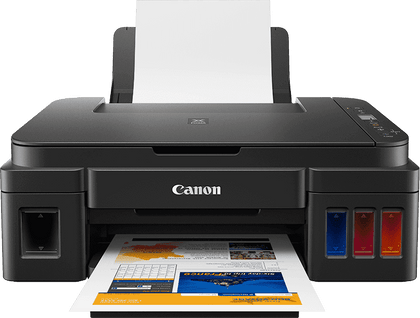 Canon PIXMA G2411 3 in 1 Continuous Colour Ink Tank Printer