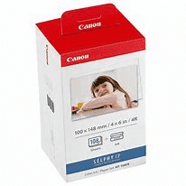 Canon kp108 (108 photo prints) paper