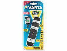 Varta mini powerpack charger (no warranty)