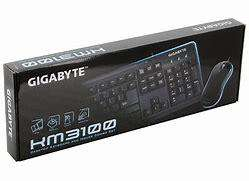 Gigabyte KM3100 USB mouse and keyboard