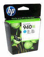 hp C4907AE no.940XL C High Yield Ink Cartridge